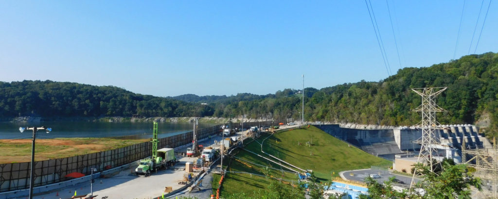 Boone Dam Rehabilitation Project